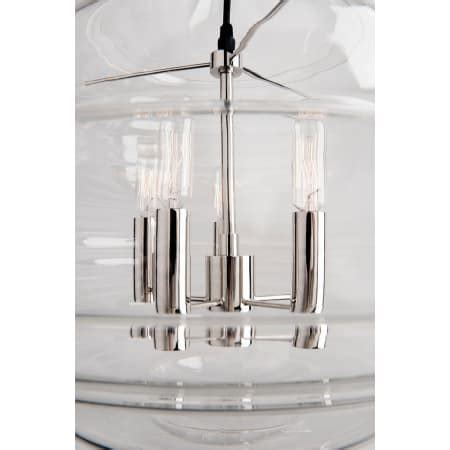 Remarkable Deal On Washington 5-Light Pendant Polished Nickel.