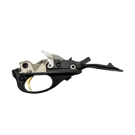 Remington Trigger Assembly Rh Gold Mgw.