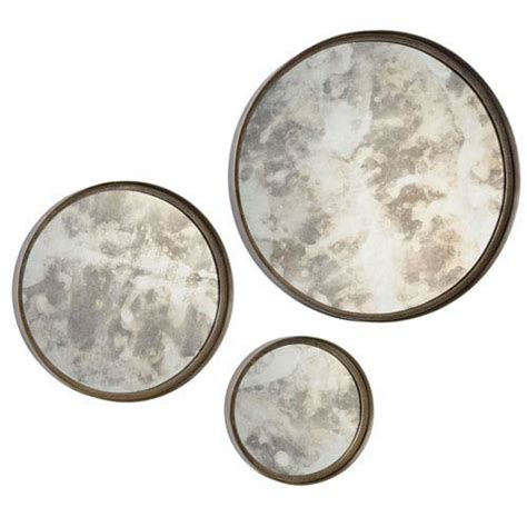 Ren Wil Shire Mirror Set Of 3 Mt1499  Bellacor.