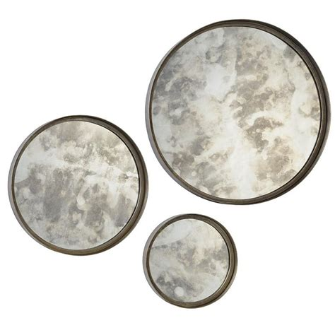 Ren-Wil Shire Set Of 3 S Mirror  The Home Depot Canada.