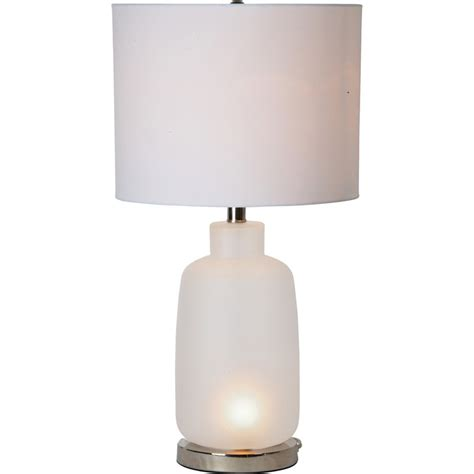Renwil Le Smoking 1 Light Table Lamp In White And Gold .