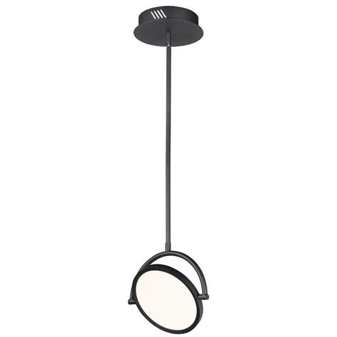 Resa 1-Light Led Geometric Pendant - Wayfair Ca.