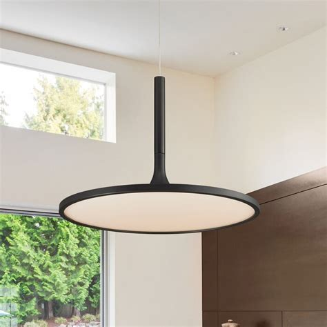 Resa 1-Light Led Geometric Pendant - Wayfair Com.