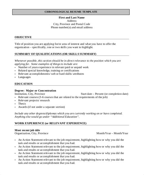 Resume format for canadian jobs sample surveys for products resume template unimelb stopboris Image collections