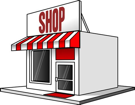 Retail Clip Art