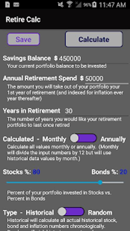 [click]retirement Calculator - Free Downloads And Reviews - Cnet