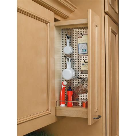 Rev-A-Shelf 26 25 In H X 5 In W X 10 75 In D Pull-Out .