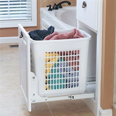 Rev-A-Shelf Hprv Series Pullout Polymer Hamper.