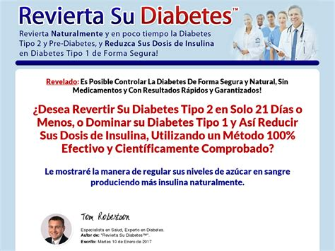 [pdf] Revierta Su Diabetes Tipo 2 Y Pre-Diabetes Controle