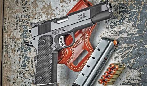 Review Les Baer Premier Ii Model 1911 - Shooting Times.