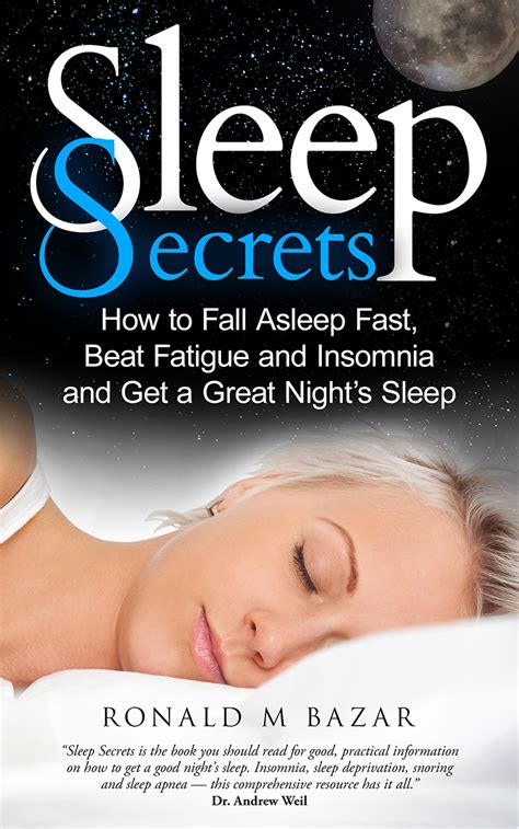 @ Review Of Sleep Secrets 9781517275778 - Foreword Reviews.