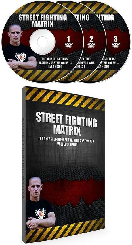 @ Review Of Street Fighting Matrix By Sifu Matt Numrich .