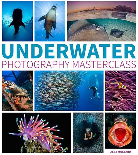 Review: Underwater Photography Masterclass By Alex Mustard.