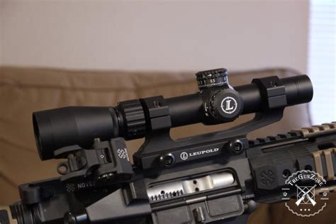 Reviews  Ratings For Leupold Mark 2 Ims Ar Riflescope .