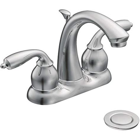 Reviews Moen Ca84292 Double Handle Bathroom Faucet From .