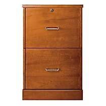 Reviews Realspace R Premium 2-Drawer Laminate Vertical .