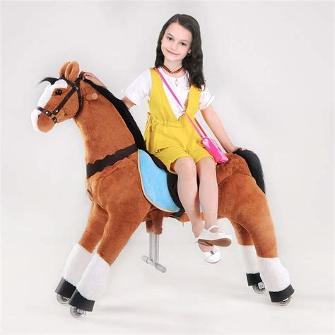 Ride-on Horse Toy That Moves