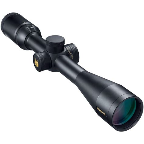 Rifle Scopes From Nikon.