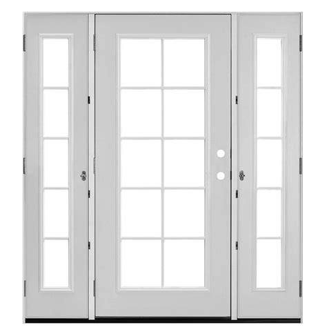 Right-Hand Inswing - Modern - Steel Doors - The Home Depot.