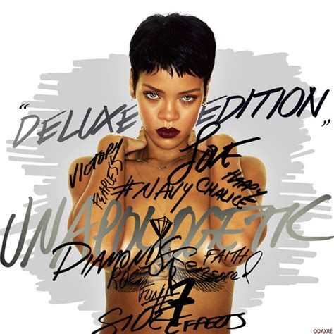 Rihanna Unapologetic Deluxe Edition