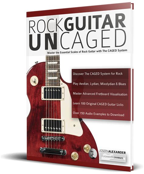 [click]rock Guitar Mode Mastery - Fundamental-Changes Com.