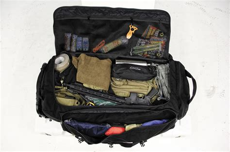 Rolling Duffle Bag - Tactical Tailor.