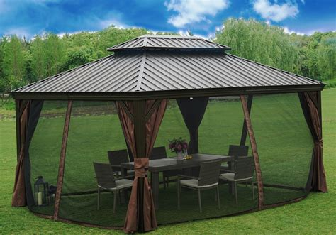Rona Gazebo Kits