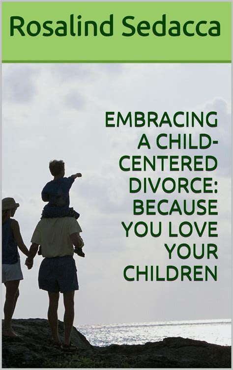 @ Rosalind Sedacca Books On Divorce And Children Dating .