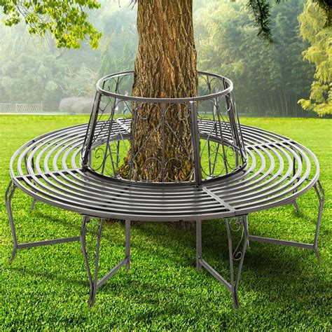 Round Benches For Outdoor