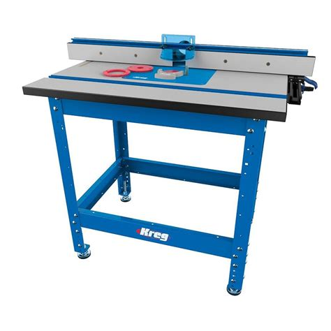 Router Table Systems
