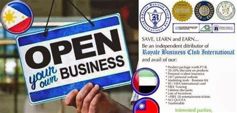 [pdf] Royale Business Club Incorporation Is A 100 Filipino .
