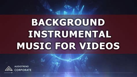 [click]royalty Free Background Music For Videos - Instrumentals.