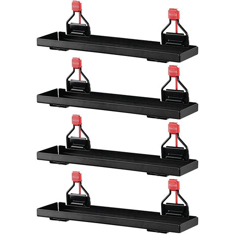 Rubbermaid Storage Shed Shelving Kits
