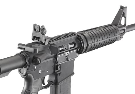 Ruger  Ar-556  Standard Autoloading Rifle Models.