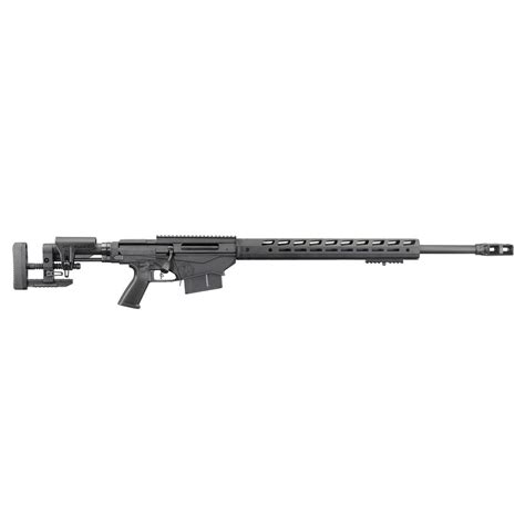 Ruger Precision Rifle 338 Lapua Mag 26in 5rd Black.
