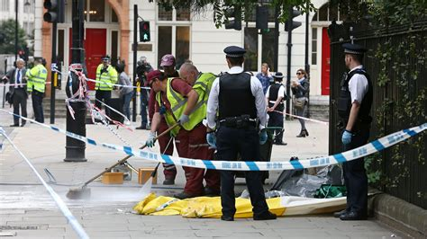 Galerry US woman killed in London knife attack
