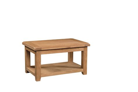 Rustic Coffee Table Small