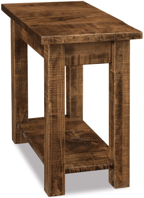 Rustic End Tables In Houston