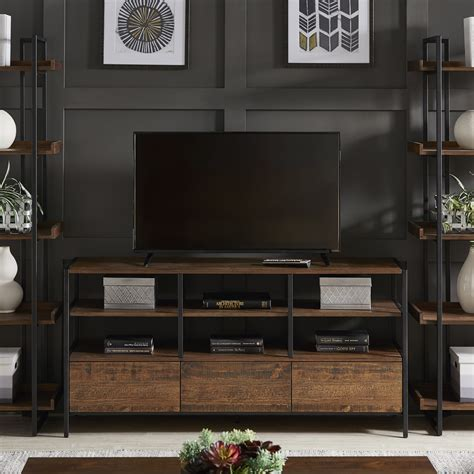 Rustic Modern TV Stand