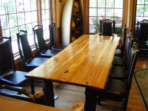 hickory chair campagne dining table gallery
