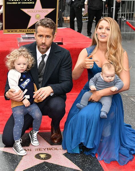 [click]ryan Reynolds  Blake Lively  S Baby Girl Has A Name   What .