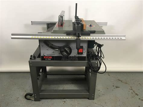 Ryobi Bt3000 Table Saw