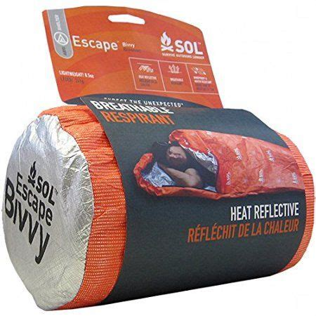 S O L Survive Outdoors Longer 95 Percent Heat Reflective .