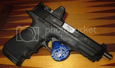 S W M P C O R E With Mounted Trijicon Rmr Review.