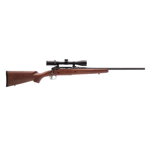 Savage Arms Axis Ii Xp Hardwood 22in 270 Winchester Blue 4 .