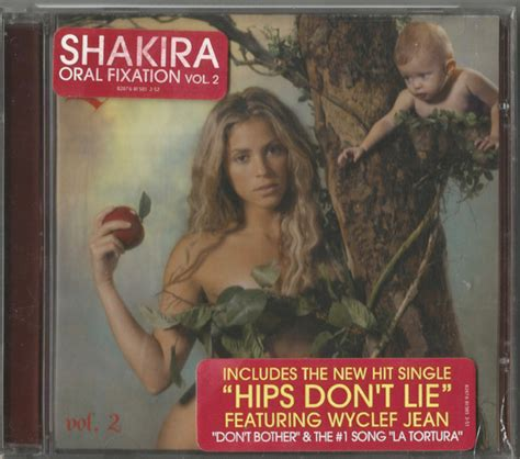 [click]shakira - Cd Oral Fixation Vol 2 - 01 How Do You Do.