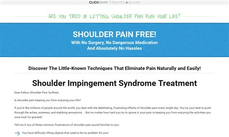 @ Shoulder Impingement Solution System - My-Reviews Net.