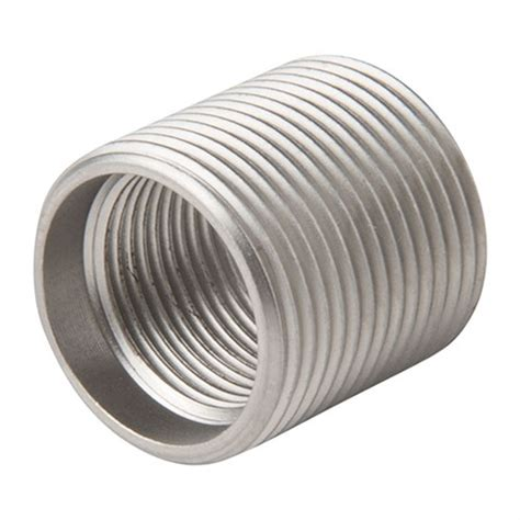 Shoulderless Thread Adapter 1 2-36 To 5 8-24 Shoulderless .