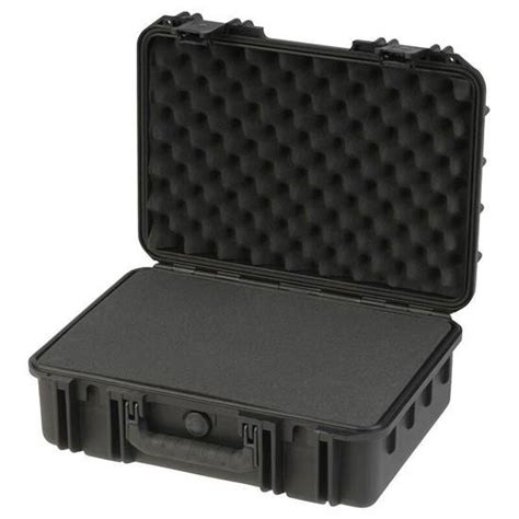 Skb Mil-Std Waterproof Case 4 Handgun Case Black 3i12094bl .
