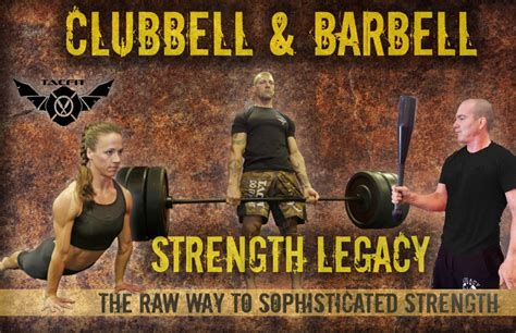 @ Slega17  Clubbell  Barbell Strength Legacy Clickbank .